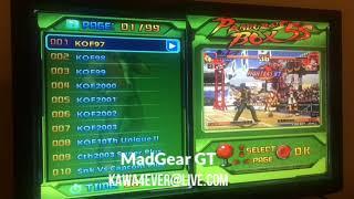 New Pandora's Box 5S 986 Arcade Games PCB HDMI VGA First Look 4 4S 5