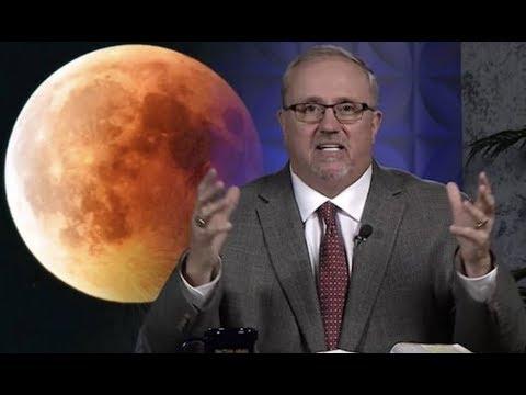Prophecy: Super Blood Moon Harbinger For America / Mark Biltz & Paul Begley