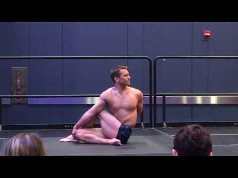 Eddie Hall, 2017, 1st Place MD, Yoga Championship