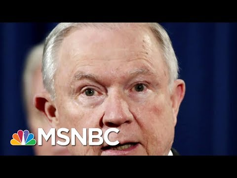 President Donald Trump Targets AG Jeff Sessions In Early Morning Tweets | Morning Joe | MSNBC