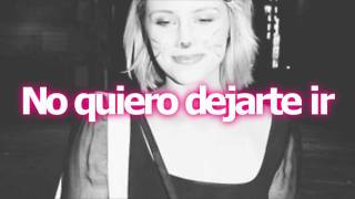 Never Can Say Goodbye - Dianna Agron/Glee Cast | Subtitulada en español.