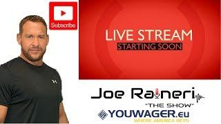 The Joe Raineri Show- Sports News and Betting Advice with Joe D'Amico NFL Week 15 Picks