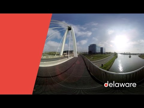 We are delaware (360 degree video)
