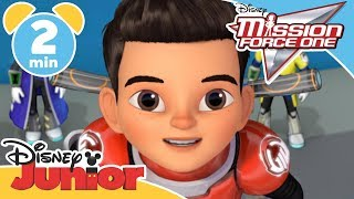 Miles From Tomorrow: Mission Force One | Battle for the Zenith - Sneak Peek | Disney Junior UK