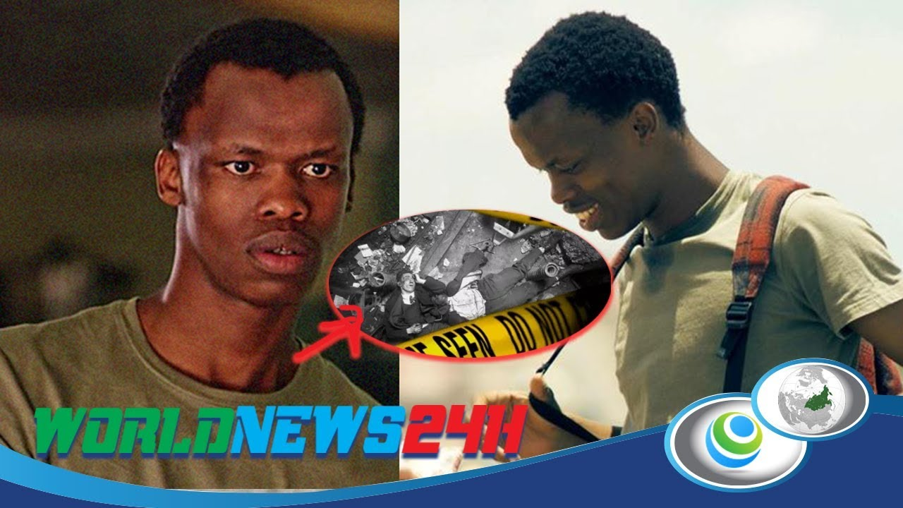 Download Matwetwe lead actor Sibusiso Khwinana stabbed to death, police confirm