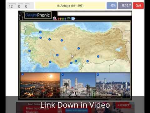 Geography of Turkey, largest cities, Istanbul, Ankara, Izmir, Konya , Kayseri, Adana,