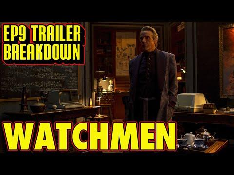 Watchmen Episode 9 Trailer Breakdown & Preview | HBO Promo S1 Finale