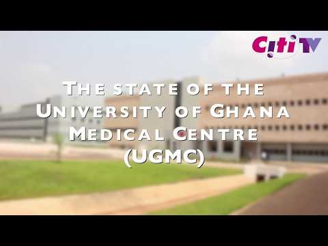 The State of the University of Ghana Medical Centre