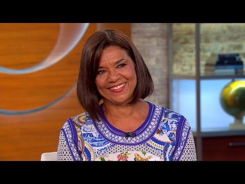 """Sonia Manzano's journey from the Bronx to """"Sesame Street"""""""