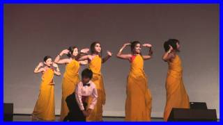 2010 BADFW Durga Puja - Bihu Dance to Bhoomi Song