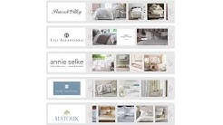 Biltmore Interiors & Linens - Website Design