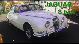 1965 Jaguar s type 3.8s quick review overview