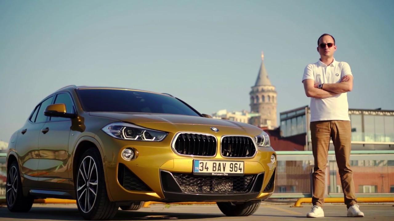 BMW X2 VE İSTANBUL