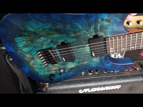 Why I Hate Legator Guitars!