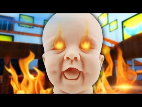 BABY'S ON FIRE! | Who's Your Daddy? #4