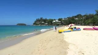Шикарный пляж Ката-Ной на Пхукете(Обзорное видео с пляжа Kataq Noi beach Phuket к статье: http://room-number.ru/thailand/kata-noj-phuket/, 2016-01-14T16:58:32.000Z)
