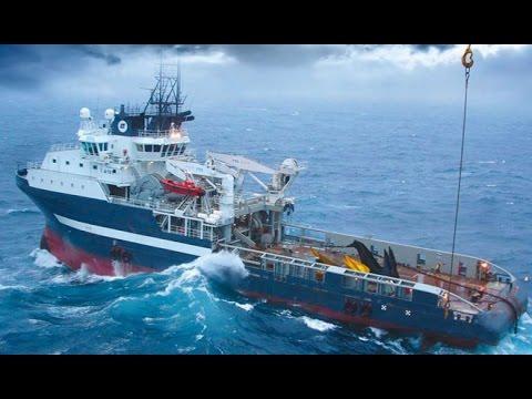 New On board AHTS Vessel