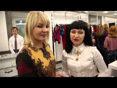 Открытия в Томске. Модная галерея Anteprima