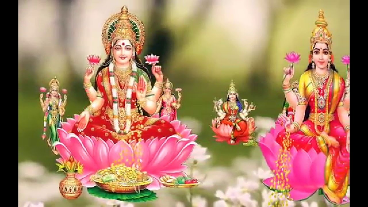 4d Lakshmi Its Free Mobile App Live Wallpaper Youtube