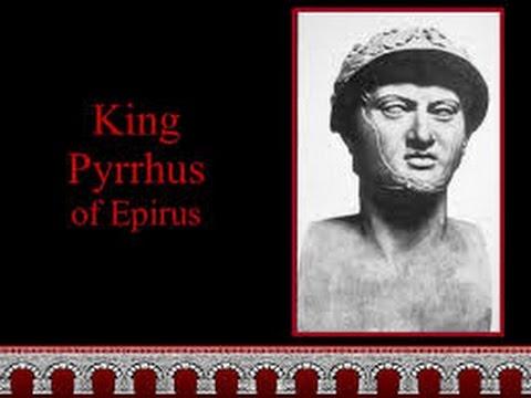Pyrrhus of epirus episode 1.