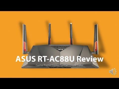 Asus RT-AC88U Review | Asus RT-AC88U Price