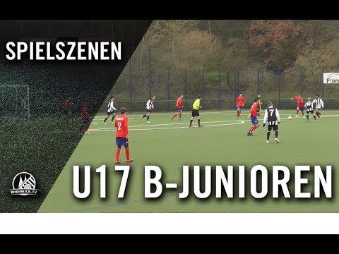SpVg Frechen 20 U17 – Bonner SC U17 (1. Runde, B-Junioren FVM-Pokal)