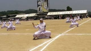 池田学園(鹿児島) 第19回体育祭 白軍応援団! 20090614 thumbnail
