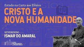 """""""Relacionamento entre servos e senhores"""" (Parte A) - Rev. Ismar do Amaral"""