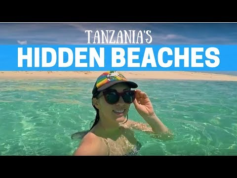 Hidden Tanzania Beaches