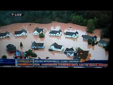 Flooding in Atlanta Metro Area