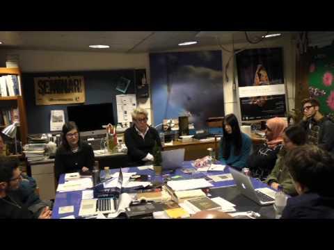 CFAR PhD Research Methods Seminar 2014-2015 Week 10 - Foucault: Society Must Be Defended VII