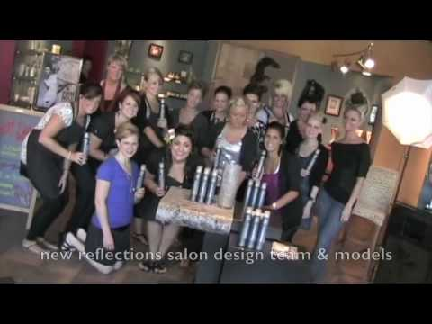 New Reflections Salon - Control Force™ Firm Hold Hair Spray Contest - Aveda