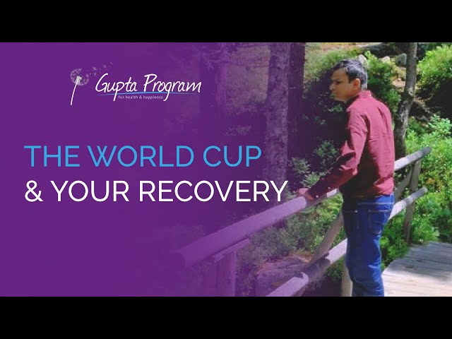World Cup, Non-Attachment & ME/CFS Recovery