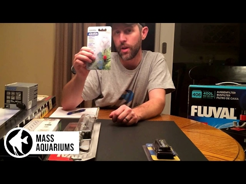 How To Set Up A FRESHWATER PLANTED TANK: Series: Episode 1, Equipment And Planning