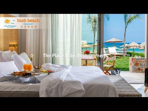 High Beach Hotel - Malia, Crete 2019