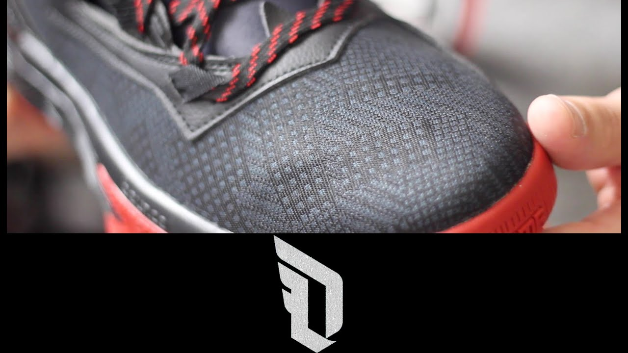 reputable site a0a3c cf751 adidas D Lillard 2 Road