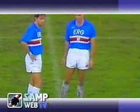 Memories: Coppa delle Coppe 1990, Sampdoria-Kaiserslautern