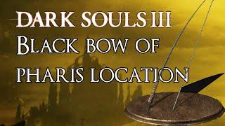 Repeat youtube video Dark Souls III - Black Bow of Pharis Guide