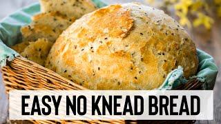 HOW TO MAKE AMAZING VEGAN BREAD - VERY EASY!!