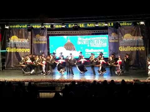 16° FESTIVAL INTERNAZIONALE DELLE BANDE GIULIANOVA 2015