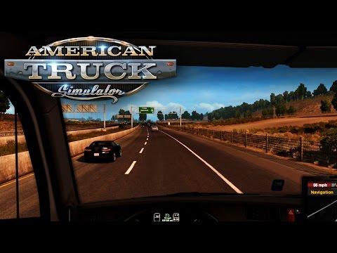 AMERICAN TRUCK SIMULATOR (STREAM) 🚚 • Auf nach LAS VEGAS!