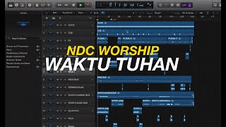 Download NDC Worship - Waktu Tuhan (Sequencer)