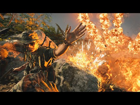ВСЕ БРУТАЛЬНЫЕ ЭКШН СЦЕНЫ Call of Duty Black Ops Cold War - Видео онлайн
