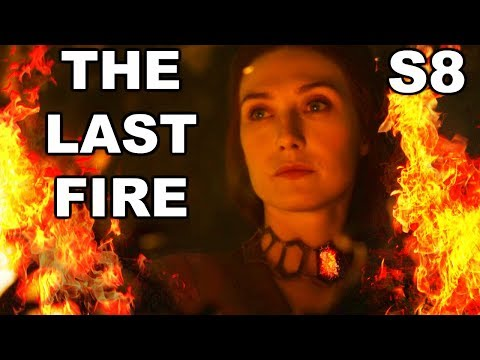 The Last Fire of Melisandre - Game of Thrones Season 8 Theory