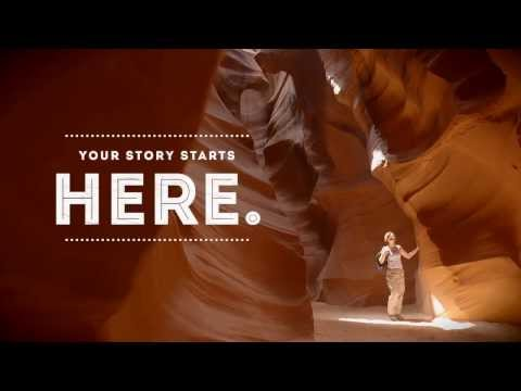 Arizona Office of Tourism: Your Story Starts Here,  And It's Going to be Grand