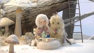 氷の世界に住む少女レシオとその友だち、毛むくじゃらのジャモン。 ふた...