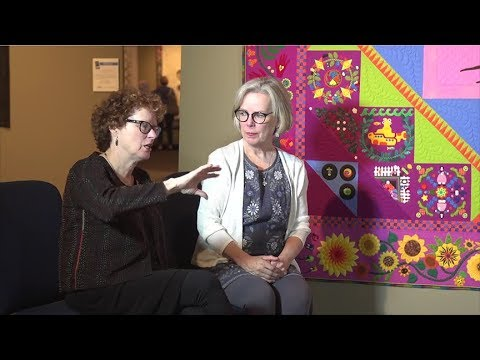 Quilt Museum TV - May 2018