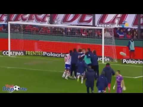 Unión le ganó a Estudiantes en los penales y se metió en cuartos de final