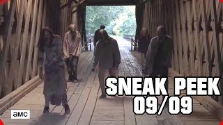 TWD 'Who Are Walkers & Who Are Whisperers?' Sneak Peek Ep. 909