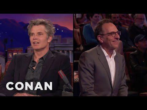 Timothy Olyphant: Executive Producers Do Nothing   CONAN on TBS